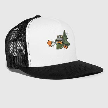JET CAT - Trucker Cap