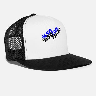 50s 50 Cool 50 Psycho - Trucker Cap