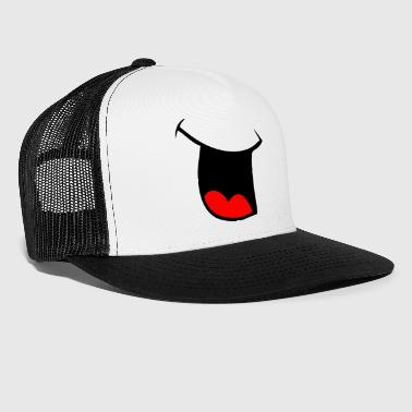 Laugh Laugh - Trucker Cap