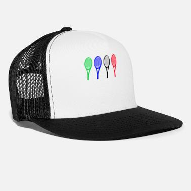 Racket Rackets - Trucker Cap