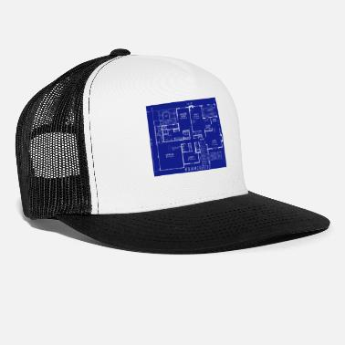 Blueprint Blueprint - Trucker Cap
