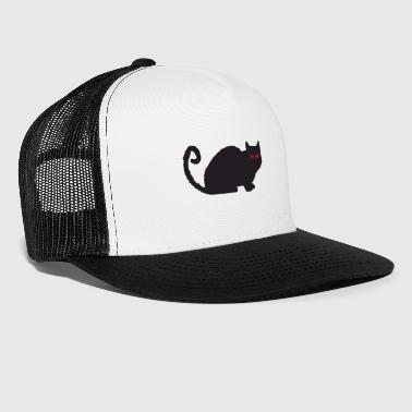 Black Cat Black Cat - Trucker Cap