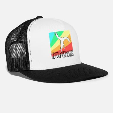 Salto Capoeira fighting dance Brazil gift - Trucker Cap