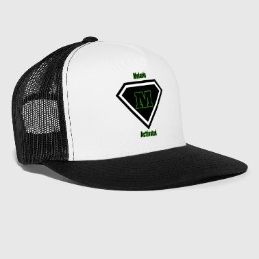 Superman Melanin Activated - Trucker Cap
