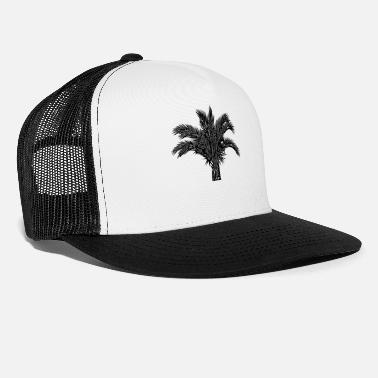 Palm Trees Palm Tree - Trucker Cap