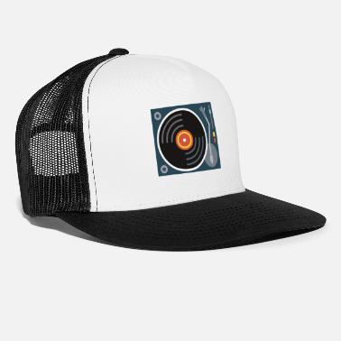 Turntable Turntable - Trucker Cap