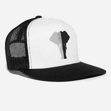 Animal Rights Activists Elephant Safari Africa Animal Rights Activist Gift - Trucker Cap