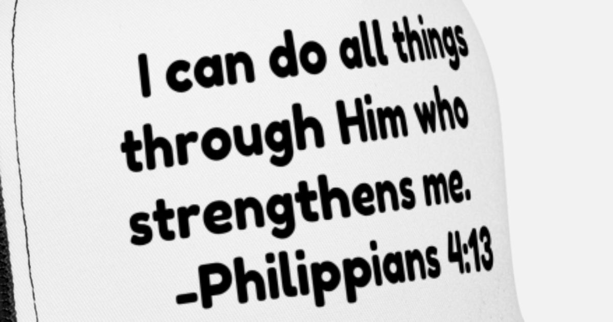 I Can Do All Things Through Christ Wallpapers Fitrinis Wallpaper