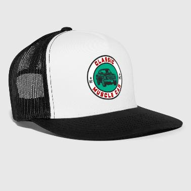 Classic Muscle Car - Trucker Cap