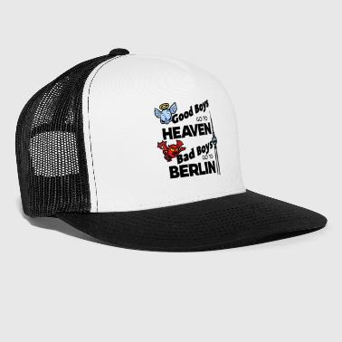 Bad Boy Bad Boys go to Berlin - Trucker Cap