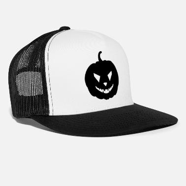 Unfriendly The unfriendly pumpkin - Trucker Cap