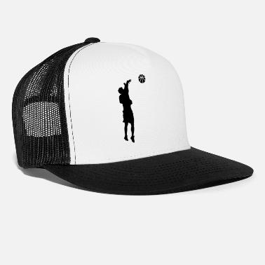 Jump Shot JUMP SHOT BASKETBALL  - Trucker Cap