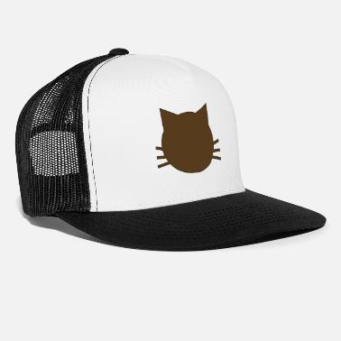 Brown Kitty - Trucker Cap