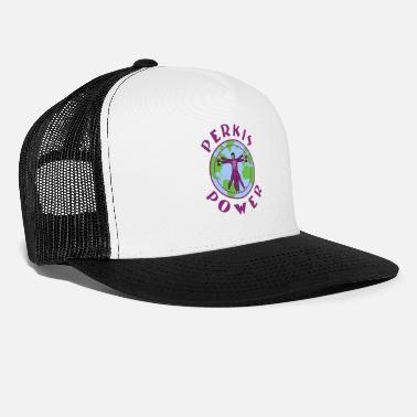 Perky Perkis Power - Trucker Cap