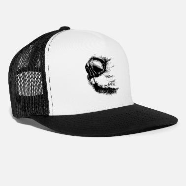 Nose Dog nose - Trucker Cap