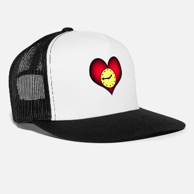 Lifetime clock - Trucker Cap