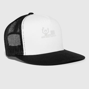 Doe WHO DOES THAT - Trucker Cap