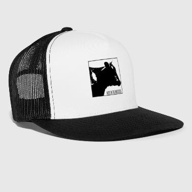 Not in the Mood Cow - Trucker Cap