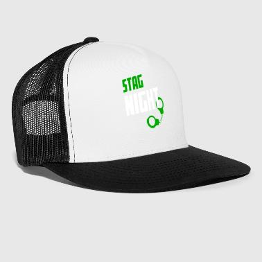Stag Night STAG DO - Trucker Cap