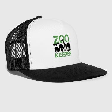 Zoo zoo keeper - Trucker Cap