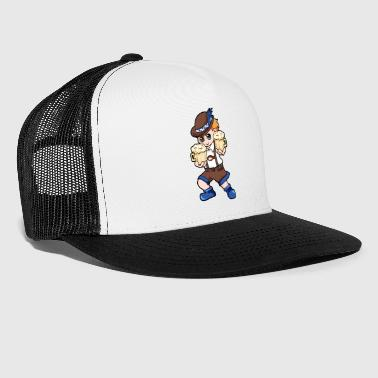 Oktoberfest Guy - Trucker Cap
