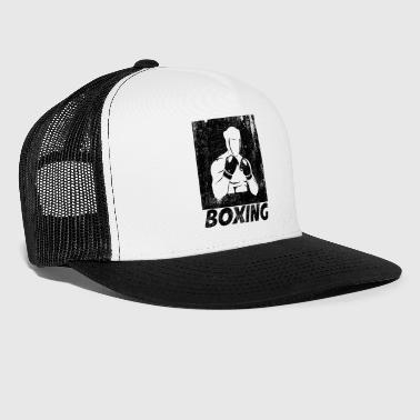 Fist Boxing - Trucker Cap