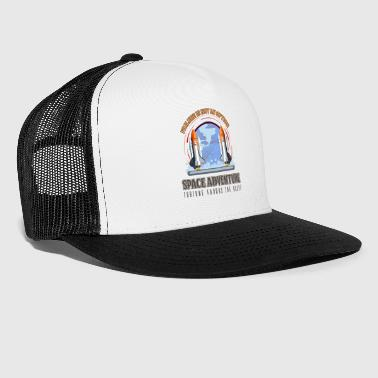 Neptune Space - Failure Is Not An Option. Space Adventure - Trucker Cap