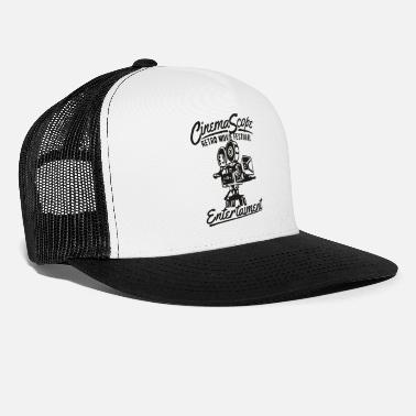 Cinema Cinema Scope Entertaiment - Trucker Cap