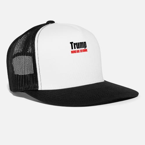 Donald Trump - Trucker Cap. Front 49ba1190ca7