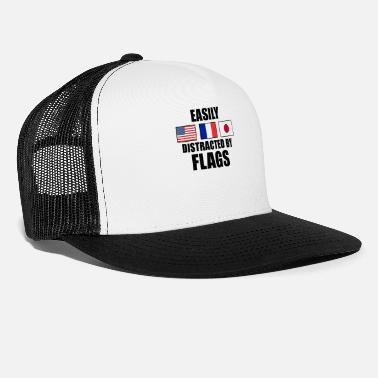 Vexillology Vexillology Flags - Trucker Cap