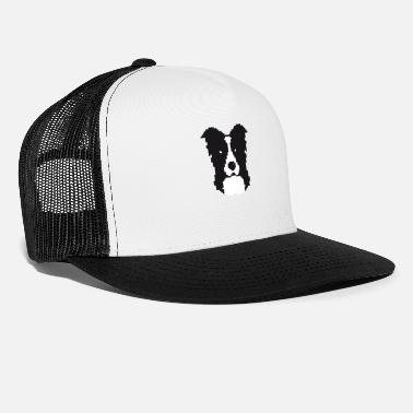 Pixelland dog pixel pet lassie friend wuff - Trucker Cap