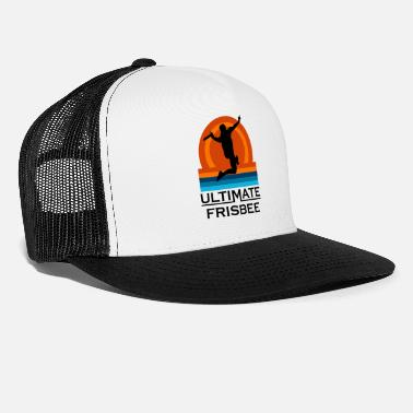 Ultimate - Cool Frisbee Sport Player Flying Disc G - Trucker Cap