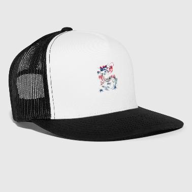 Chinese dragon - Trucker Cap