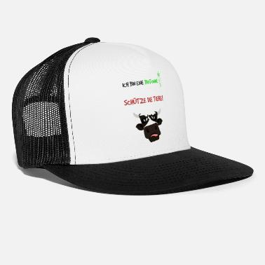 Animal Welfare Protect the animals! Animal welfare! - Trucker Cap