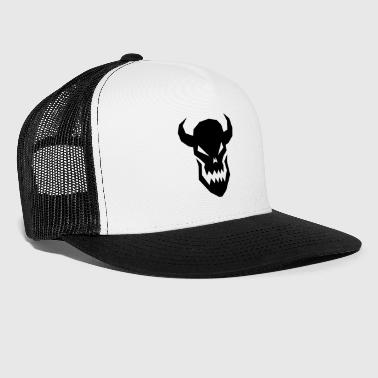 viking skull - Trucker Cap