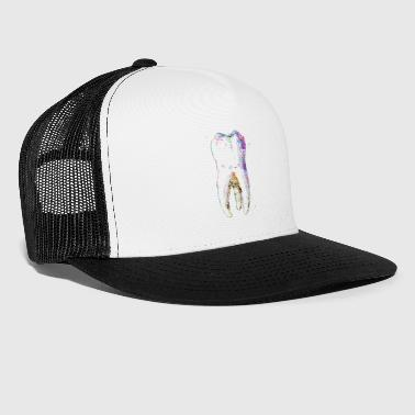 Tooth Human tooth - Trucker Cap