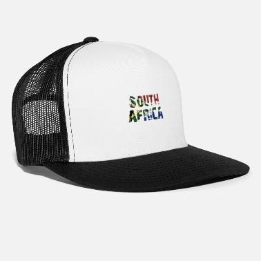 South Africa - Cape Town - Johannesburg - Durban - Trucker Cap f39040cc6f0