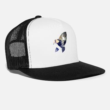 Spaceship Spaceship Earth - Trucker Cap