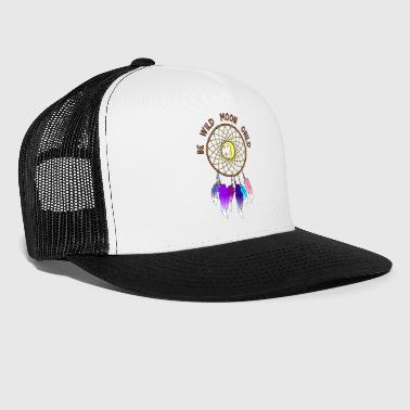 Apache Dream Catcher - Trucker Cap