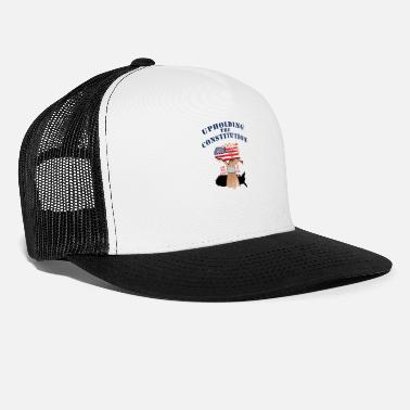 The Constitution Constitutional Uplift - Trucker Cap