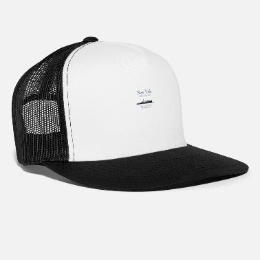 Ny NY english - Trucker Cap