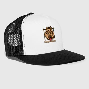 German Shepherd German Shepherd - Trucker Cap