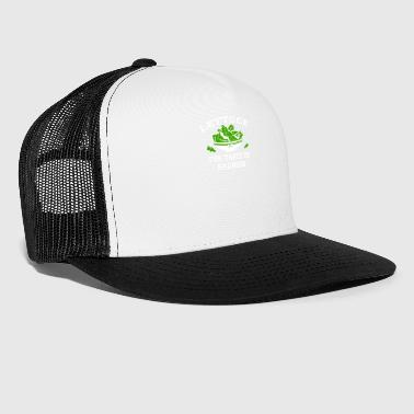 Lettuce The Taste Of Sadness - Trucker Cap