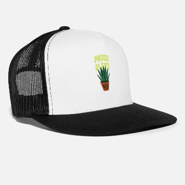 Plant Grounds Plants indoor plants flowers flowerpot gift - Trucker Cap