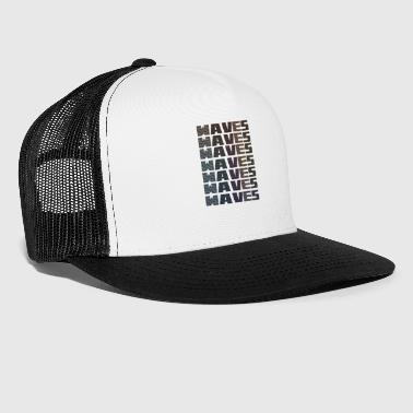 Wave WAVES - Trucker Cap