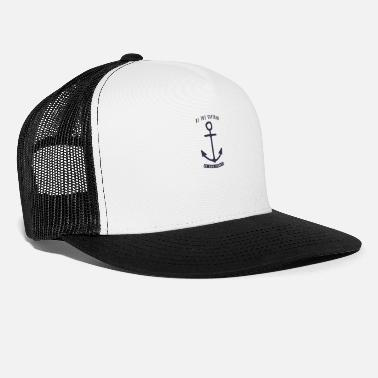 Regatta Be the Captain of our journey 1 - Trucker Cap