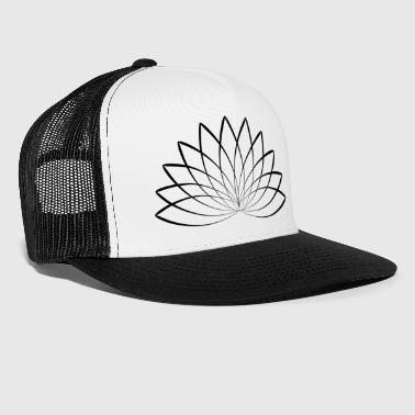 Indian Lotus Plant - Trucker Cap