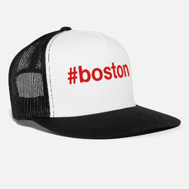 Boston Marathon BOSTON - Trucker Cap