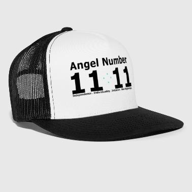 Pms Angel number 11 11: Express your spirituality. - Trucker Cap