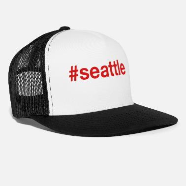 Seattle SEATTLE - Trucker Cap